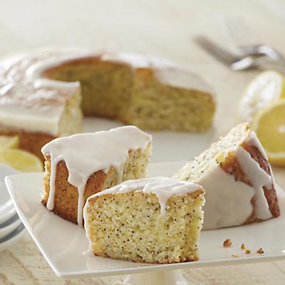 Lemon Poppyseed Coffee Cake