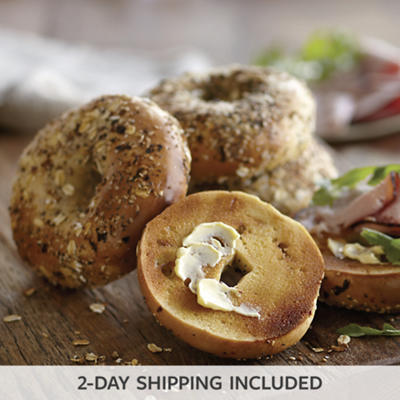 Davidovich Bakery Everything Bagels