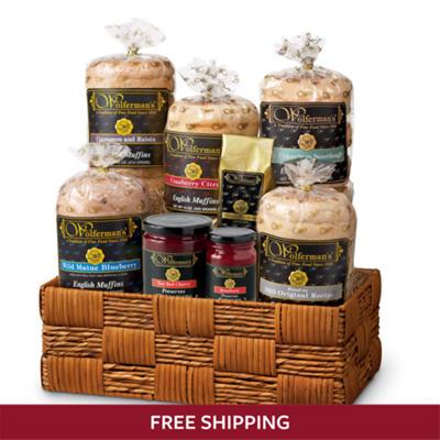 Favorite Flavors Gift Basket Deluxe