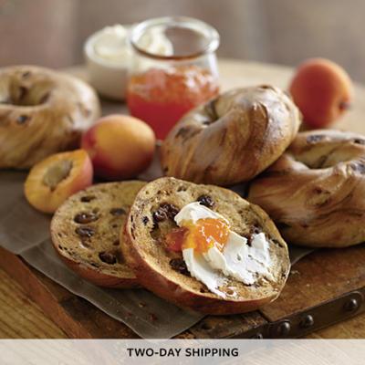 Davidovich Bakery Cinnamon Raisin Bagels