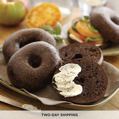 Davidovich Bakery Pumpernickel Bagels