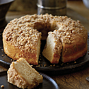 Cinnamon Sour Cream Coffee Cake